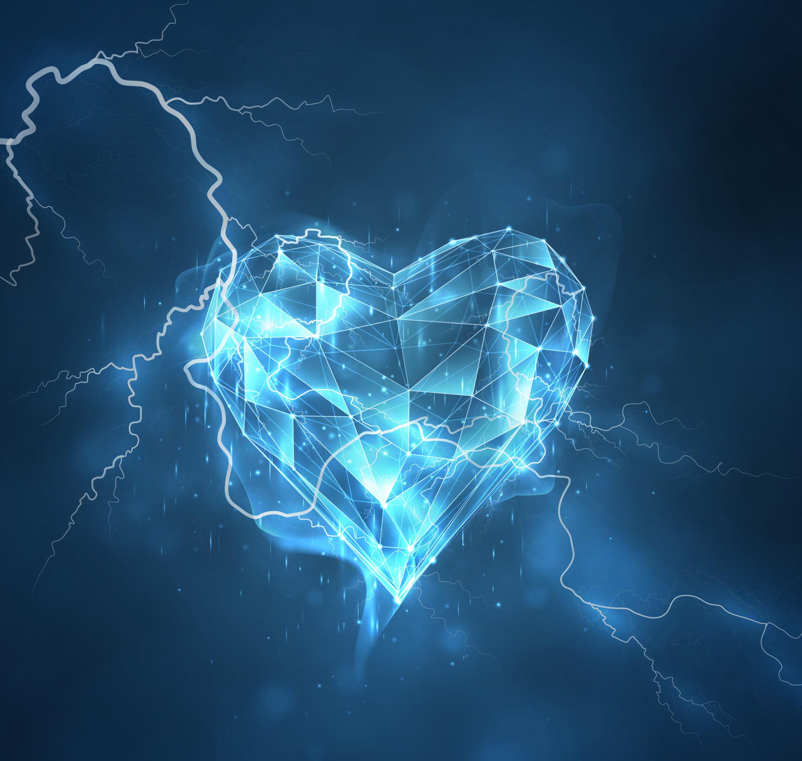 Blue Lightning Healing